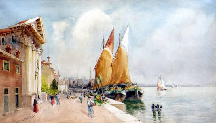 WILLIAM BINGHAM MCGUINNESS, 1849-1928