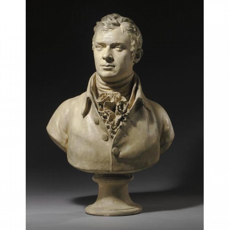 JEAN-ANTOINE HOUDON 1741-1828