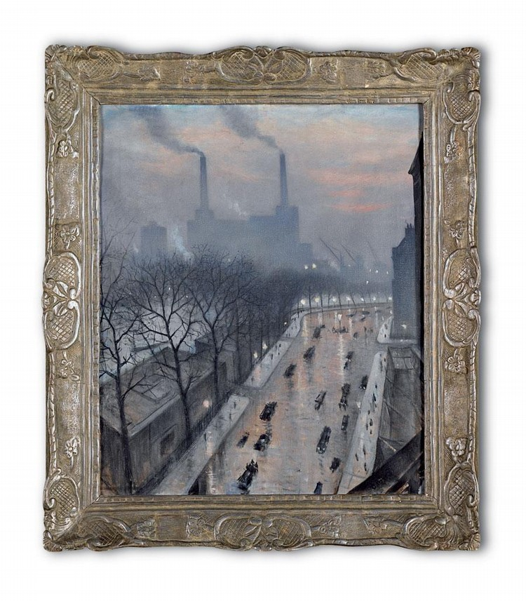 CHRISTOPHER RICHARD WYNNE NEVINSON, A.R.A. 1889-1946