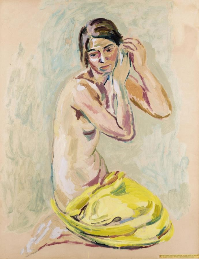 f - DUNCAN GRANT, 1885-1978