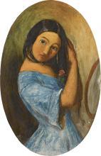 Sir John Everett Millais, P.R.A.