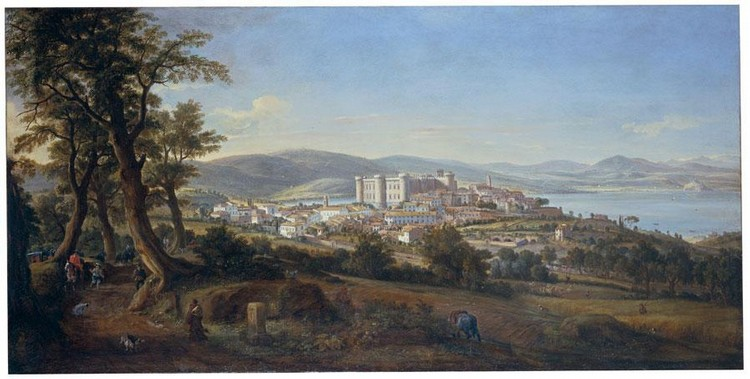 GASPAR VAN WITTEL, DETTO IL VANVITELLI O GASPARE DEGLI OCCHIALI AMERSFOORT 1652/3 - 1736 ROMA