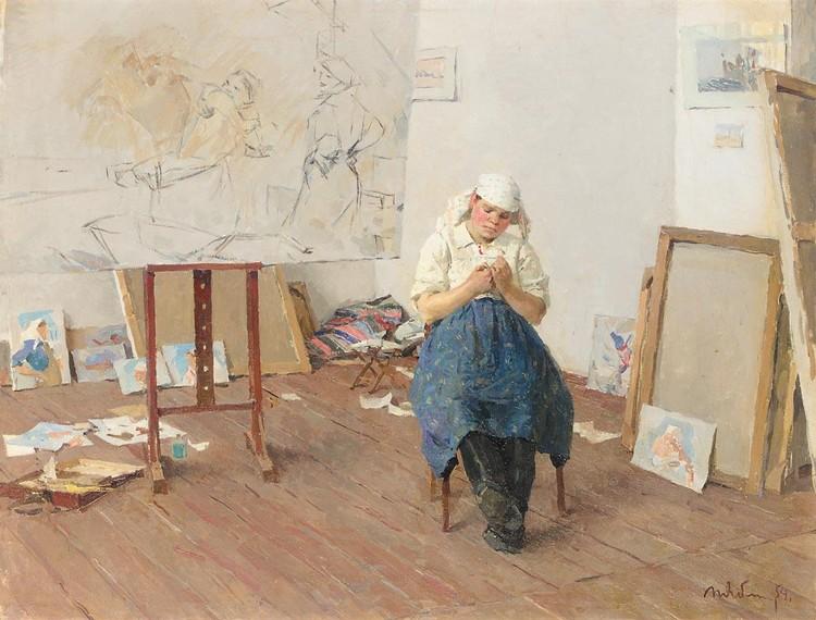 TATIANA N. YABLONSKAYA, B. 1917