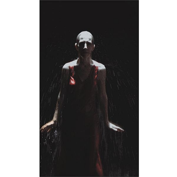 Bill Viola , b. 1951 The Return colour high-definition video on 50