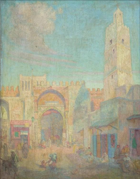LOUIS COMFORT TIFFANY 1848-1933