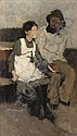 FRANK BRAMLEY, R.A. 1857-1915, Frank Bramley, Click for value