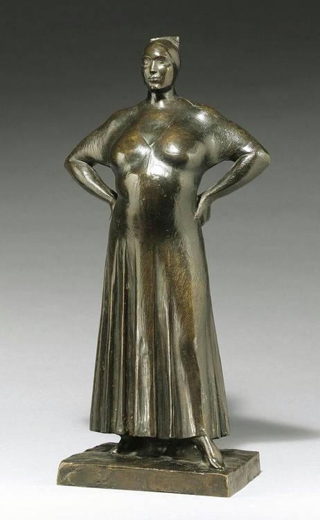 GASTON LACHAISE (1882-1935)