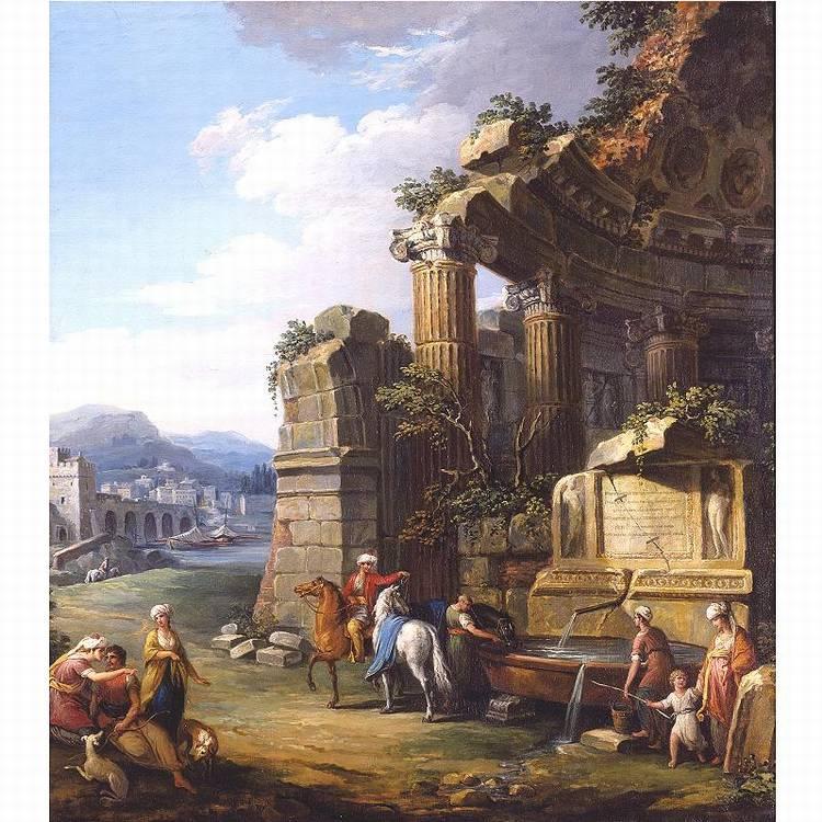 * GIUSEPPE ZOCCHI FLORENCE 1716/17 - 1767