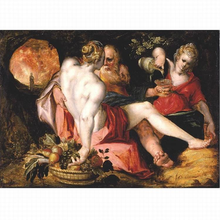* JAN MULLER AMSTERDAM 1571 - 1628