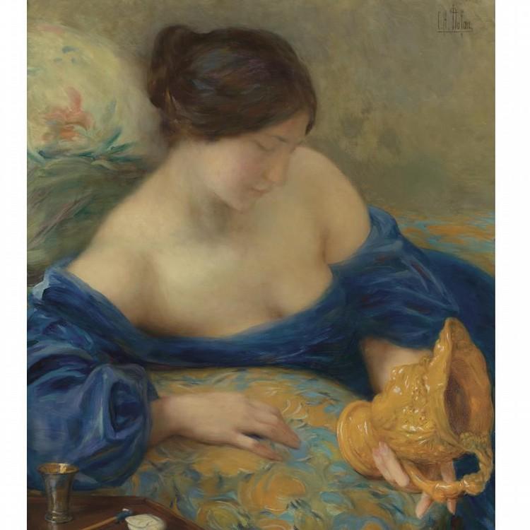 CLÈMENTINE HÉLÈNE DUFAU 1869-1937