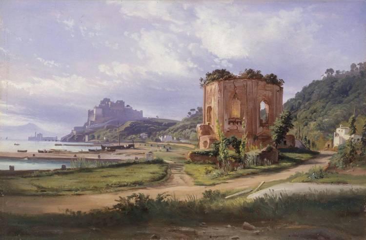 *SALVATORE FERGOLA (1799-1874)