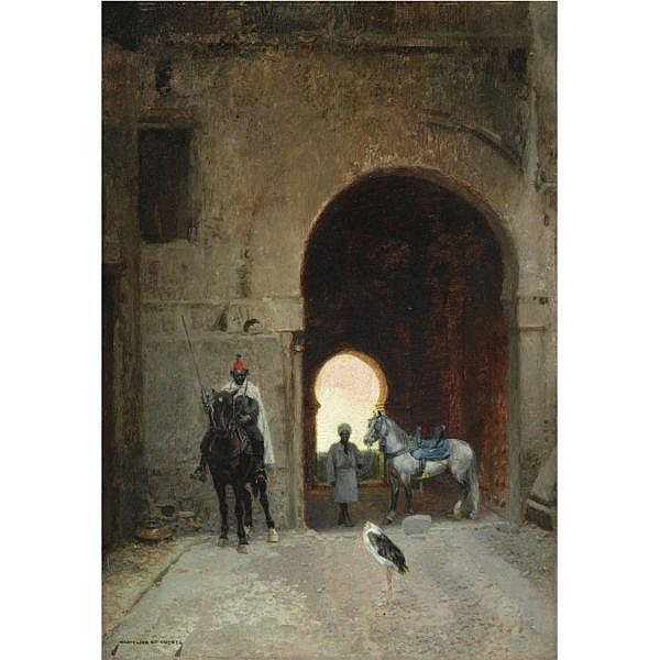 Marcelino de Unceta , Spanish 1835-1905 