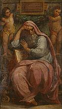 PIETRO GAGLIARDI, ITALIAN 1809 - 1890after MICHELANGELO BUONARROTI (4)