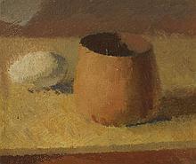 GODFREY MILLER 1893-1964 Still Life (circa 1929-1934) oil on canvas on board