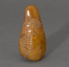 A soapstone carving (2)