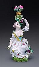 A St. James (Charles Gouyn) scent bottle, circa 1753