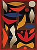 JOHN COBURN 1925-2006 AUSTRALIAN TAPESTRY WORKSHOP Established 1995 (manufacturer)Autumn (1984) wool and cotton