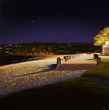 NEIL TAYLOR born 1953 The Pavilion Steps 2006 synthetic polymer paint on canvas