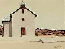 ROGER B. SPRAGUE (1937-2010) OIL ON PAPER