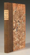 LIFE OF BLACK HAWK, 1834 BOSTON EDITION