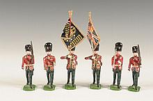 SIX SETS OF DUCAL TOY SOLDIERS IN ORIGINAL BOXES