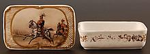 KPM PORCELAIN BOX WITH IMAGE OF KAISER WILHELM