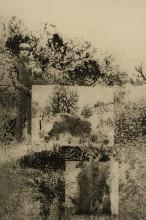 PETER MILTON (BORN 1930) PENCIL SIGNED ETCHING