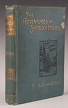 DOYLE, A.C., THE ADVENTURES OF SHERLOCK HOLMES, 1892