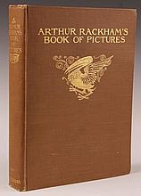 ARTHUR RACKHAM'S BOOK OF PICTURES, HEINEMANN 1913