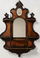 19TH C. FRENCH OR AUSTRIAN HANGING ?TAG?RE WITH PL