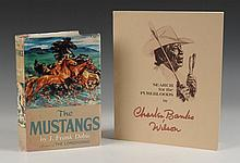 CHARLES BANKS WILSON ILLUSTRATED BOOKS, SIGNED
