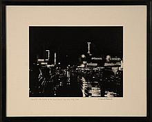 WILLIAM P. GOTTLIEB (1917-2006) SIGNED PHOTOGRAPH