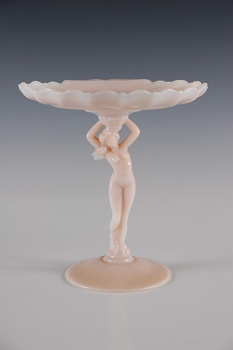 CAMBRIDGE CROWN TUSCAN NUDE STEM COMPOTE