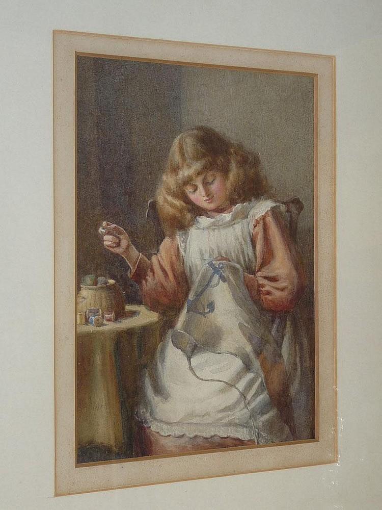 Buddig Anwylini Pughe. (b.1857 or 67-1939).