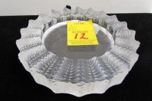 LALIQUE JAMAIQUE VANITY OR ASHTRAY