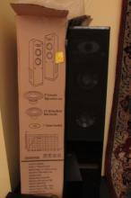 OLIN ROSS 3WAY SPEAKER TOWER