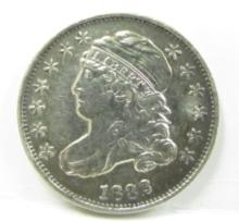 1832 Ten Cent Dime Coin XF-AU