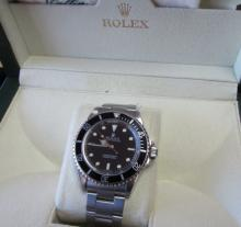Rolex Submariner SS Man's Watch