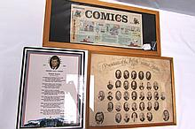 PEANUTS COMICS PRESIDENTIAL JFK