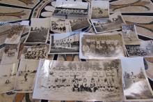 PHOTOGRAPH LOT '30's BRAVES BASEBALL COLLECTIBLE