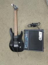 JACKSON GUITAR & CRATE AMP 6 STRING MUSICAL INST.