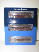 TOY TRAIN BLACKSTONE MODELS PASSENGER COACH NIB