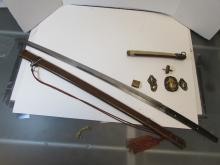 RARE ANTIQUE 18TH CENTURY SAMURAI SWORD KATANA