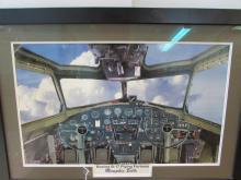 MEMPHIS BELLE BOEING B-17 FLYING FORTRESS PLANE WW