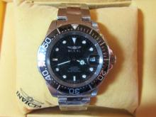 INVICTA AUTOMATIC STAINLESS WATCH WATER RESISTANT