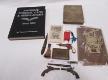 GUNS TOYS AMERICANA CARS HISTORY ANTIQUES LOT