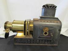 WALTER TYLER HELIOSCOPIC MAGIC LANTERN PROJECTOR