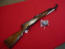Russian SKS 1954 Rifle 7.62x39