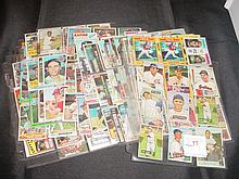 Assorted Lot 1950s 60s 70s Baseball Cards