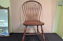 Oak Windsor Back Sidechair